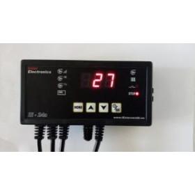 Автоматика для твердотопливных котлов Inter Electronics IE-24n (v1)