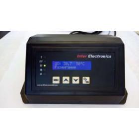 Автоматика для твердотопливных котлов Inter Electronics IE-70 v1 T2 W (усиленный) (1.9.8a)