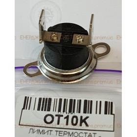 Датчик перегрева, Датчик тяги 105 градуса ; Производитель : HUADI - Код товара : OT10K
