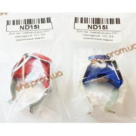 Накладной Датчик температуры NTC накладной  ITS 3/4 различные марки