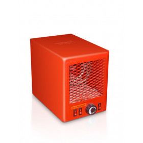 Электрический тепловентилятор Титан 3,75 кВт 380В 2 ступени