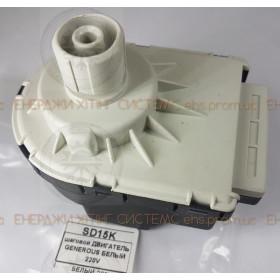 Электропривод трехходового клапана, шаговой ДВИГАТЕЛЬ 220V БЕЛЫМ ПУЗОМ ; Производитель : CHUNHUI - Код товара : SD15K
