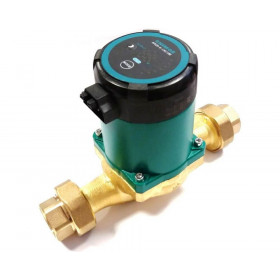 Энергоэффективный циркуляционный насос SHIMGE APS20-4-130B (Латунь) 22Вт Hmax=4м Qmax=2,5куб.м/час