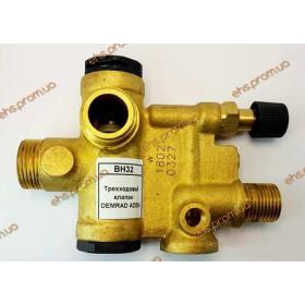 DEMRAD ADEN, Трехходовой клапан ; Производитель : DEMRAD - Код товара : BH32
