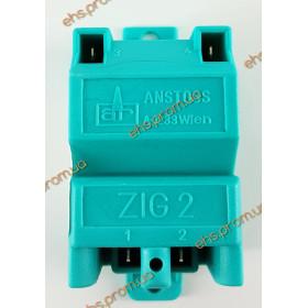 Трансформатор розжига Anstoss ZIG 2/25 зеленый 0504502, Б/У , Оригинал, Есть Гарантия