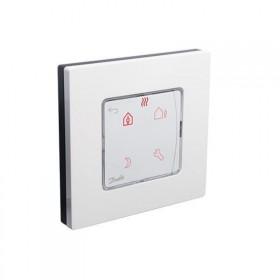 Комнатный термостат Danfoss Icon Programmable с дисплеем наружный 088U1020