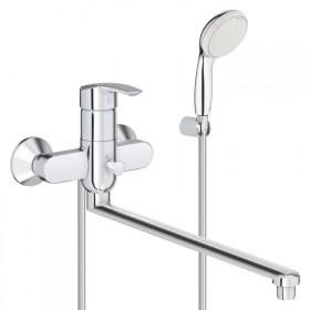Grohe Multiform 3270800A смеситель для ванной с длинным изливом