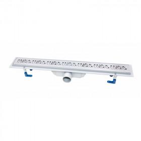 Линейный трап Q-tap Dry FC304-600 с сухим затвором 600 мм